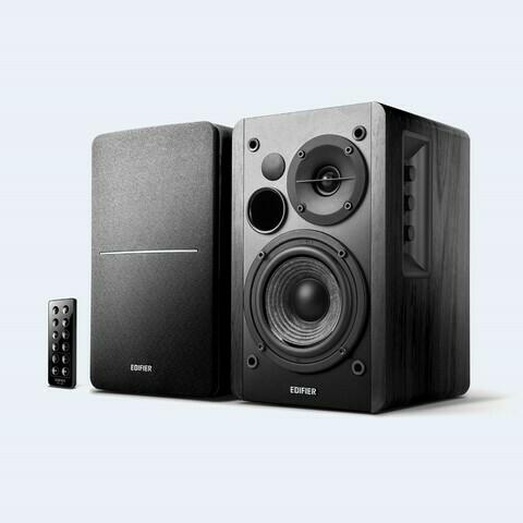 Edifier R1280DB Brown Bluetooth Bookshelf Speaker