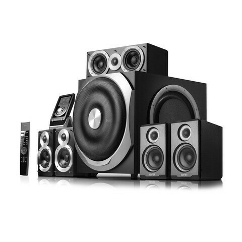 Edifier S760D Dolby Digital Home Theater