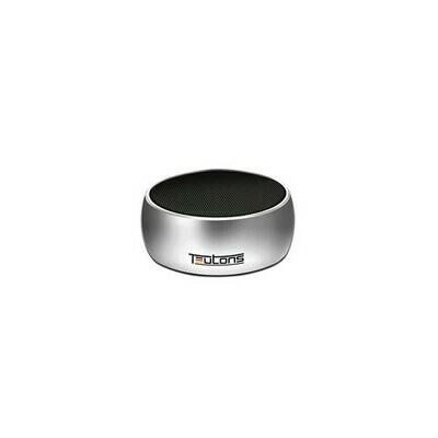 Teutons Simplicity Metallic Bluetooth Speaker 5W (Sliver)