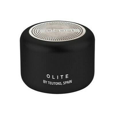 Teutons Olite Metallic Bluetooth Speaker 5W (Black)