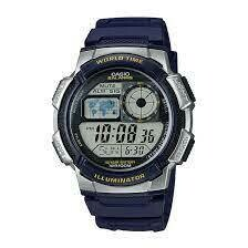 Casio Youth AE-1000W-2AVDF Digital Wrist Watch For Men - Blue