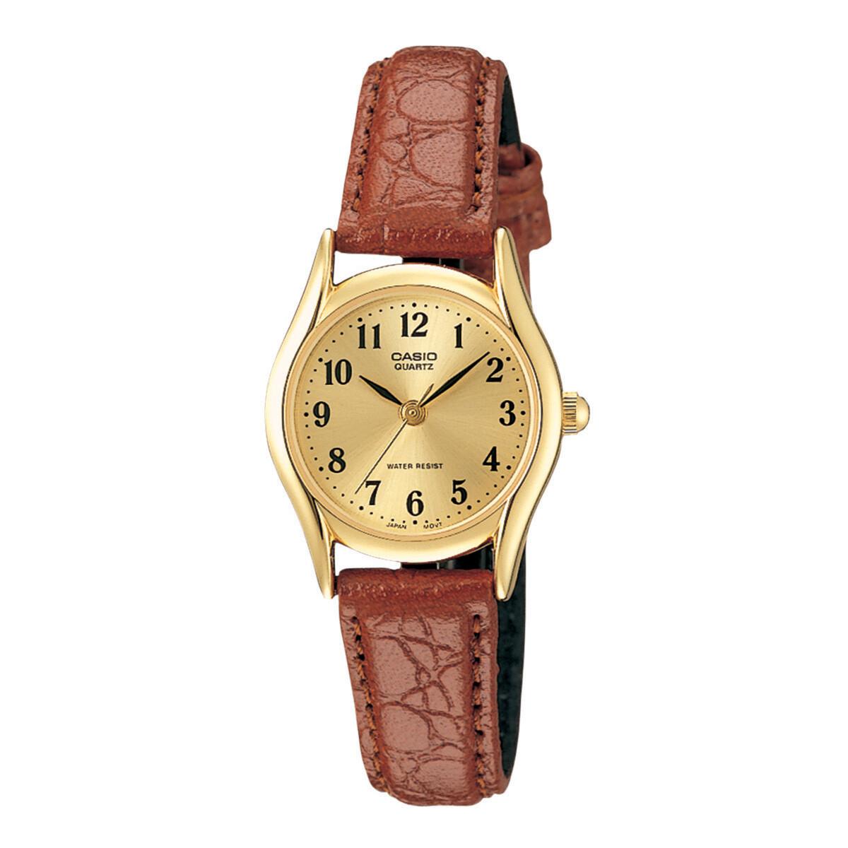 Casio Enticer Ladies LTP-1094Q-9BRDF Analog Watch for Women