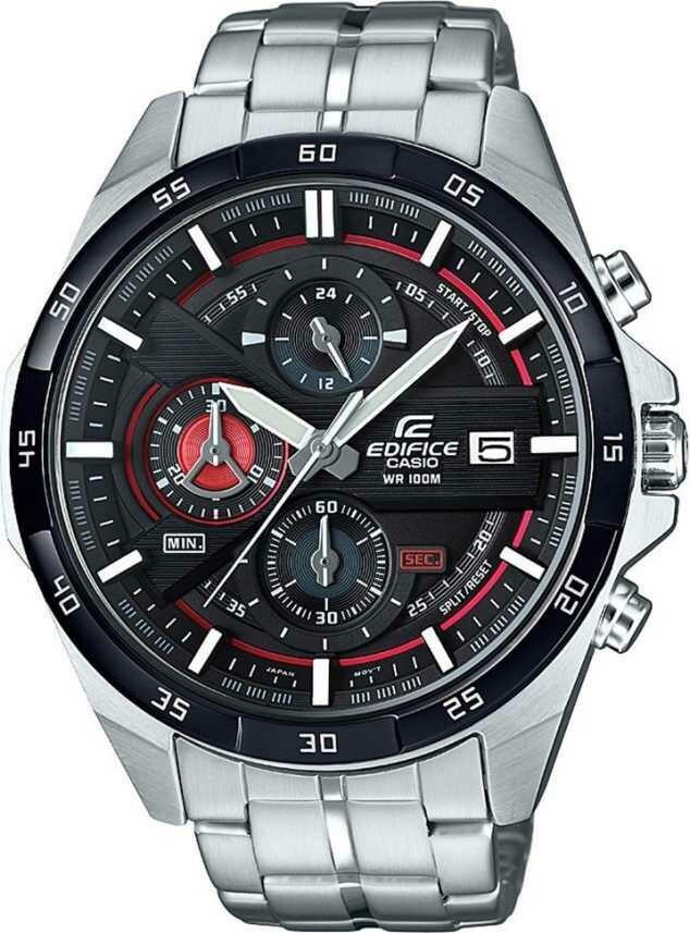 Casio Edifice EFR-556DB-1AVUDF Analog Wrist Watch For Men - Silver