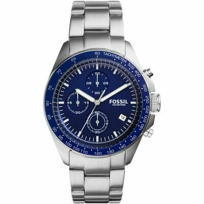 Sport 54 Chronograph Stainless Steel Watch CH3030
