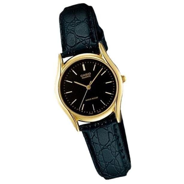 Casio Enticer Ladies LTP-1094Q-1ARDF Analog Watch for Women