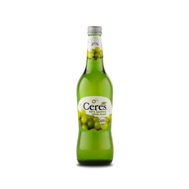Ceres 100% Sparkling White Grape Juice - 275ml