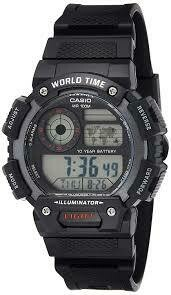 Casio Youth AE-1400WH-1AVDF Digital Wrist Watch For Men - Black
