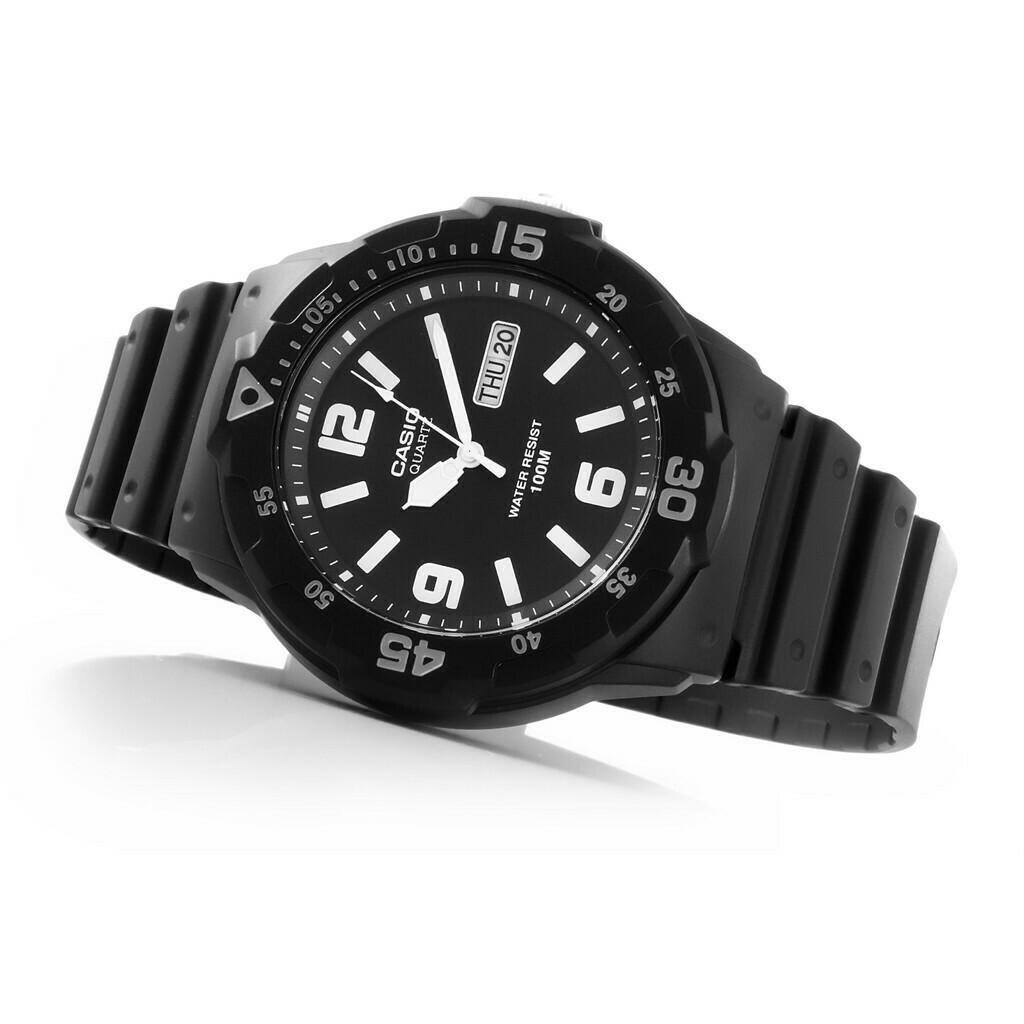 Casio Youth MRW-200H-1B2VDF Wrist Watch For Men - Black