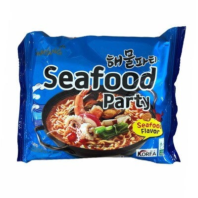 Samyang Seafood Flavour Ramen Noodle