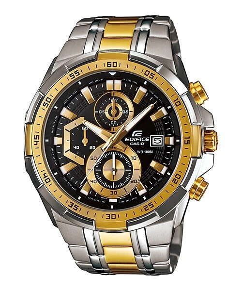Casio Edifice EFR-539SG-1AVUDF Analog Wrist Watch For Men
