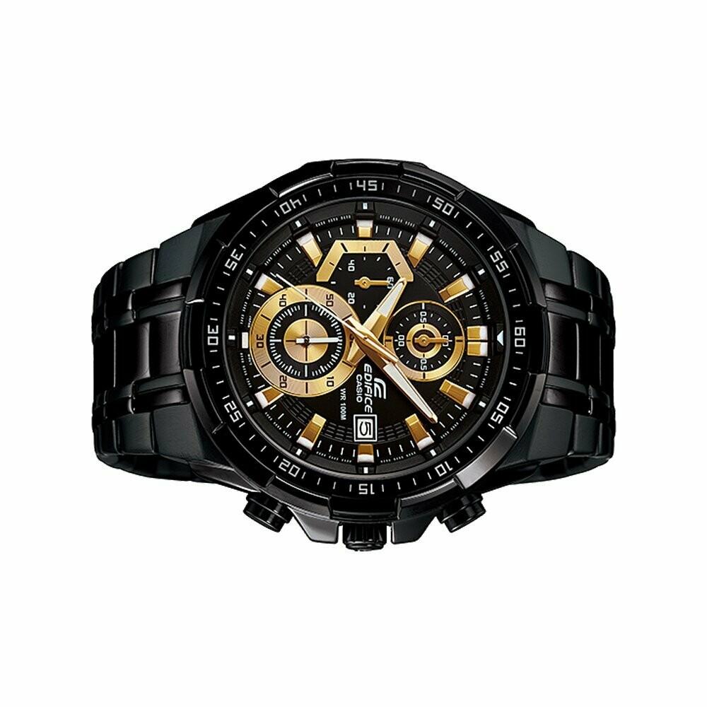 Casio Edifice EFR-539BK-1AVUDF Analog Wrist Watch For Men - Black