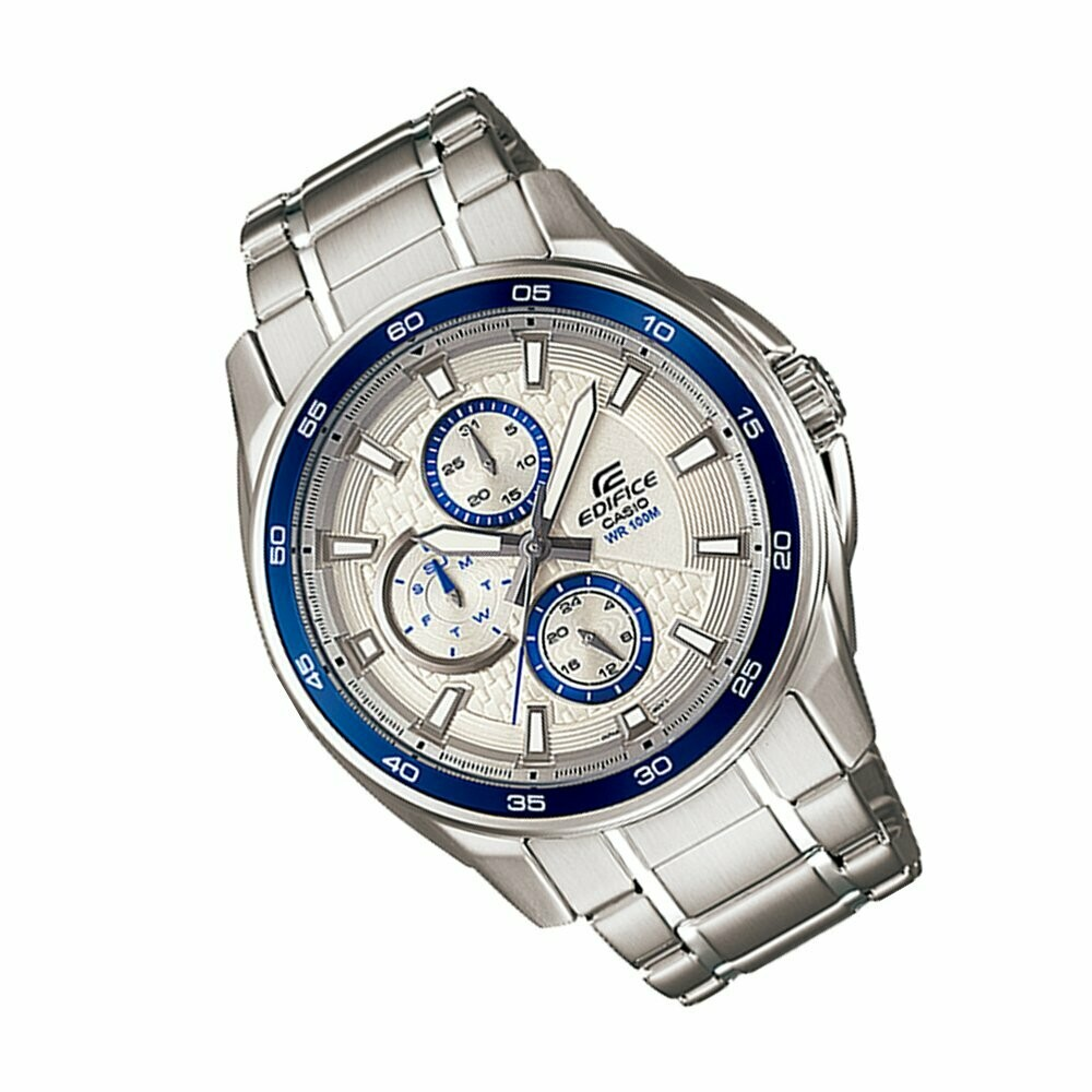 Casio Edifice EF-334D-7AVDF Analog Wrist Watch For Men