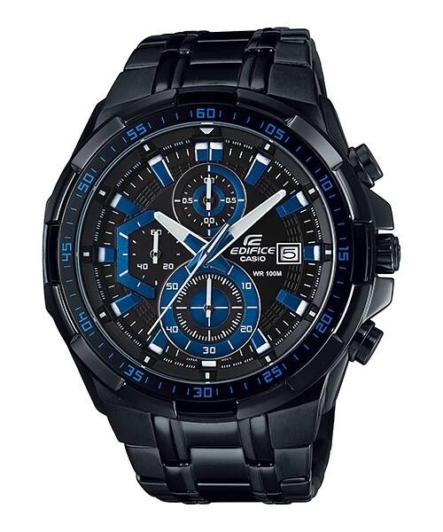 Casio Edifice EFR-539BK-1A2VUDF Analog Wrist Watch For Men - Black