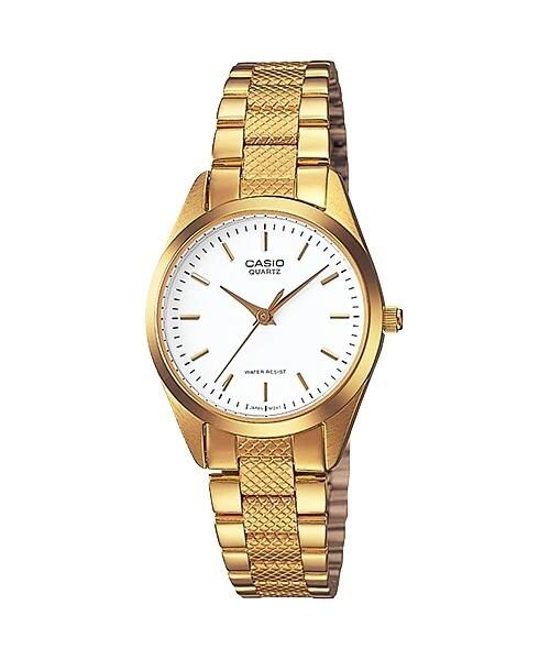 Casio Enticer Ladies LTP-1274G-7ADF Analog Watch for Women