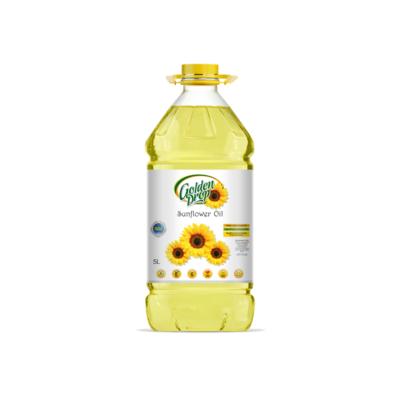 Golden Drop-sunflower oil-5Ltr