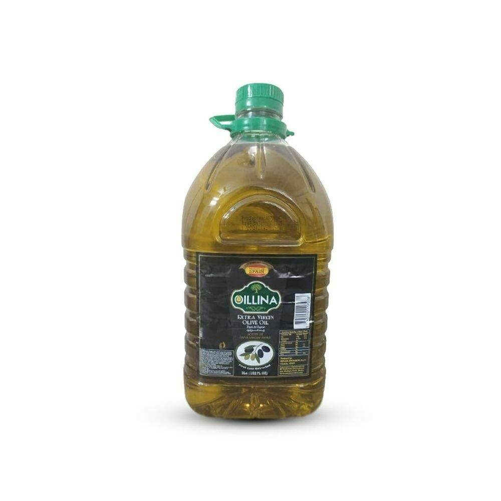 Oillina-Extra Virgin Olive Oil - 3L