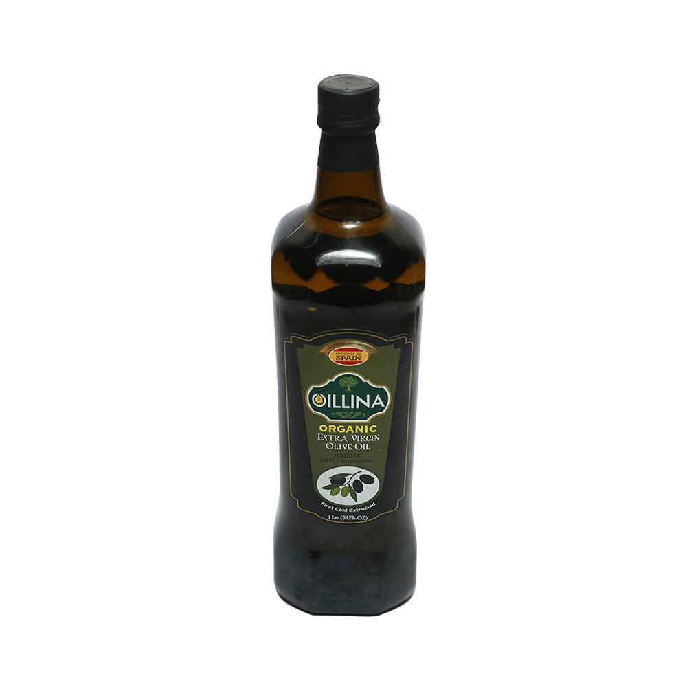 Oillina-Organic extra Virgin Olive Oil - 1L