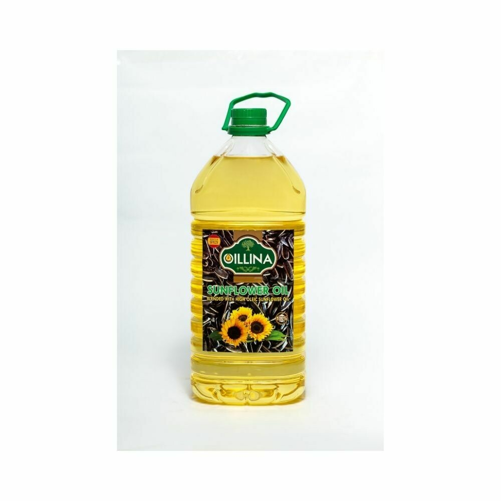 Oillina- Blended High Oleic Sunflower Oil - 5L