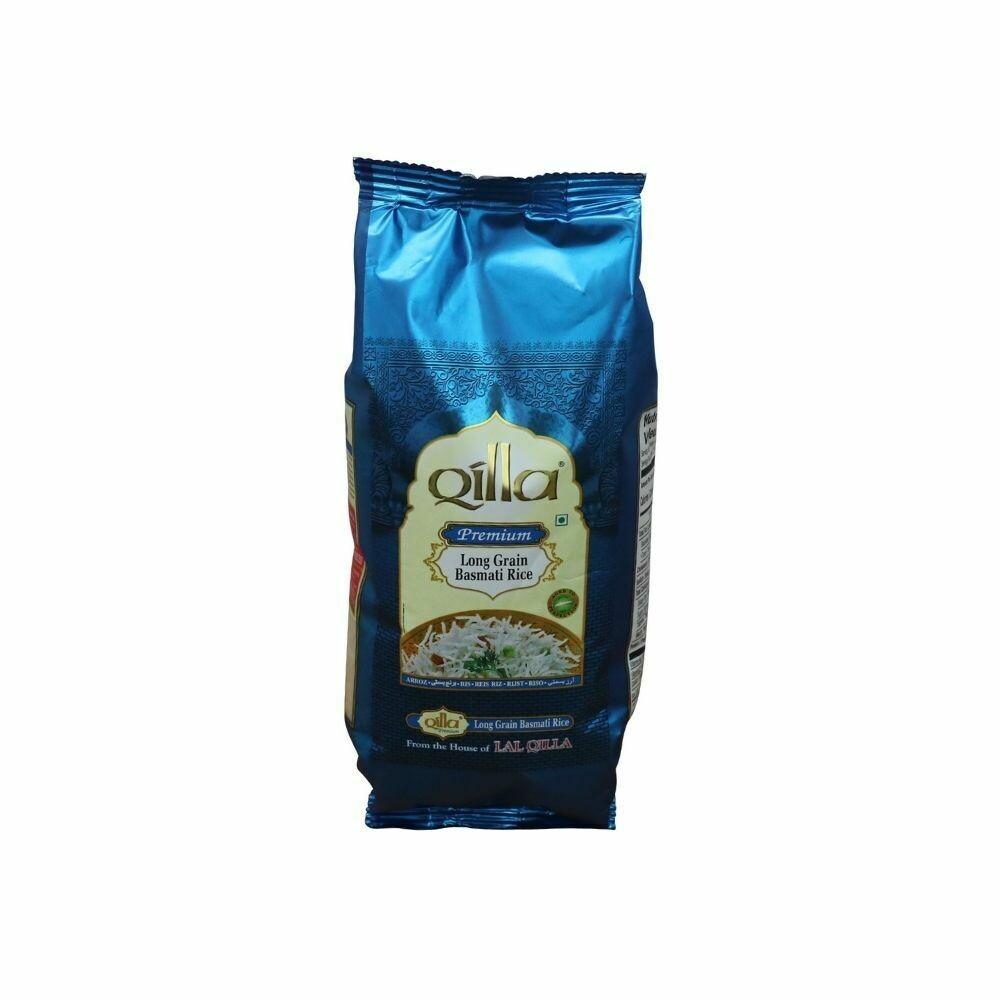 Qilla Premium Basmati Rice - 1 Kg