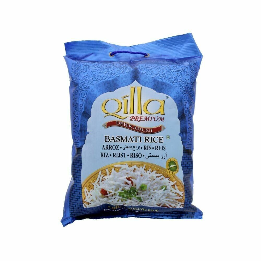 Qilla Premium Basmati Rice 5kg
