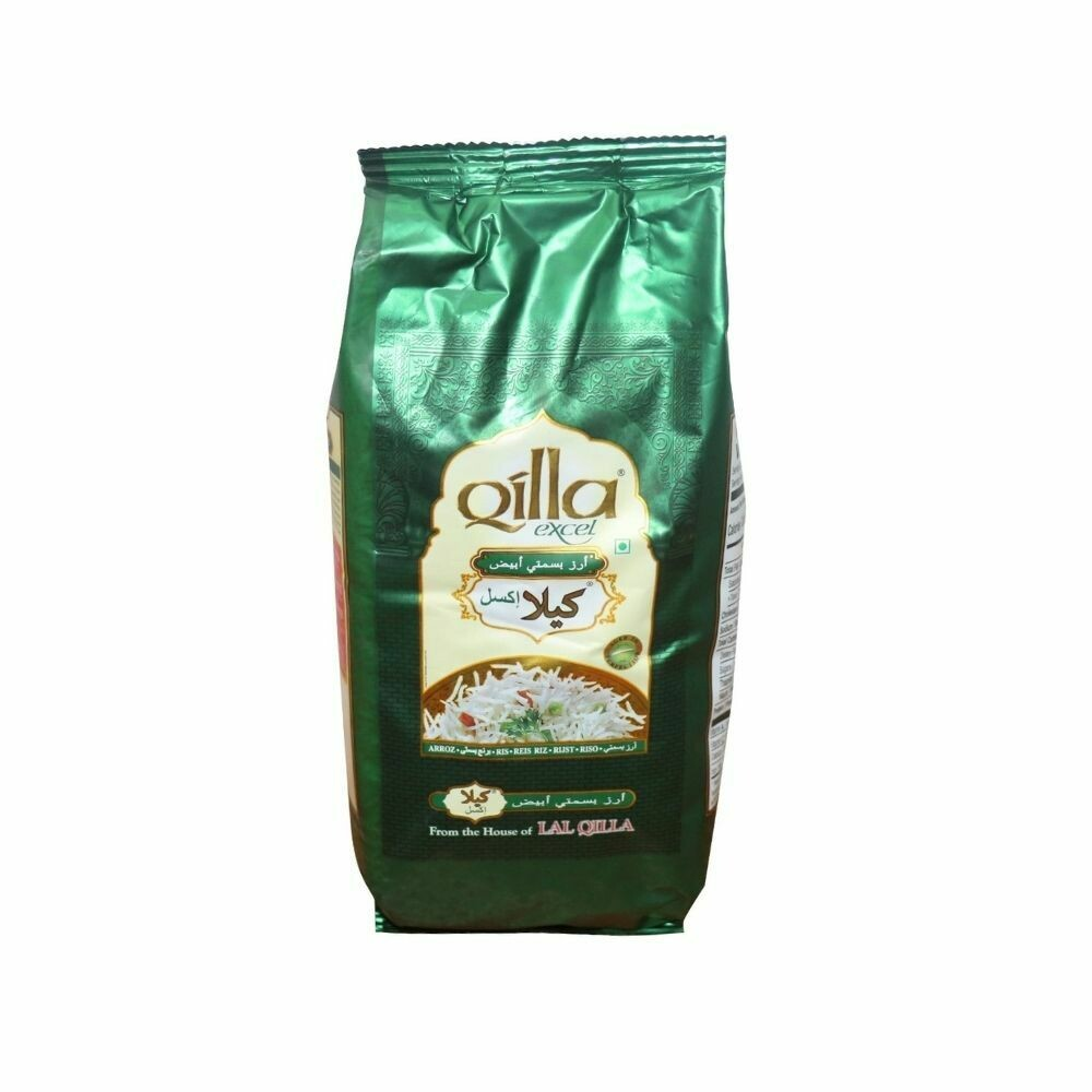 Qilla Excel Basmati Rice - 1kg