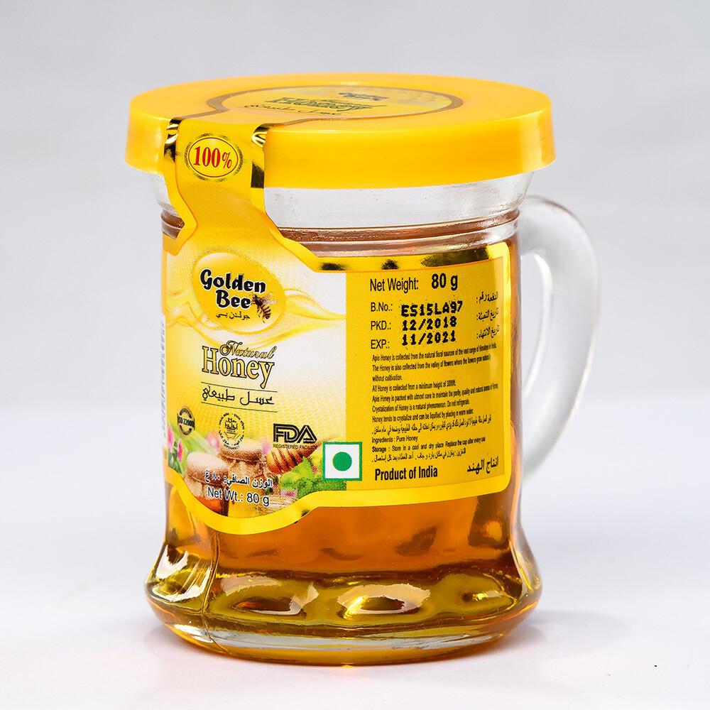 golden bee honey - 80g