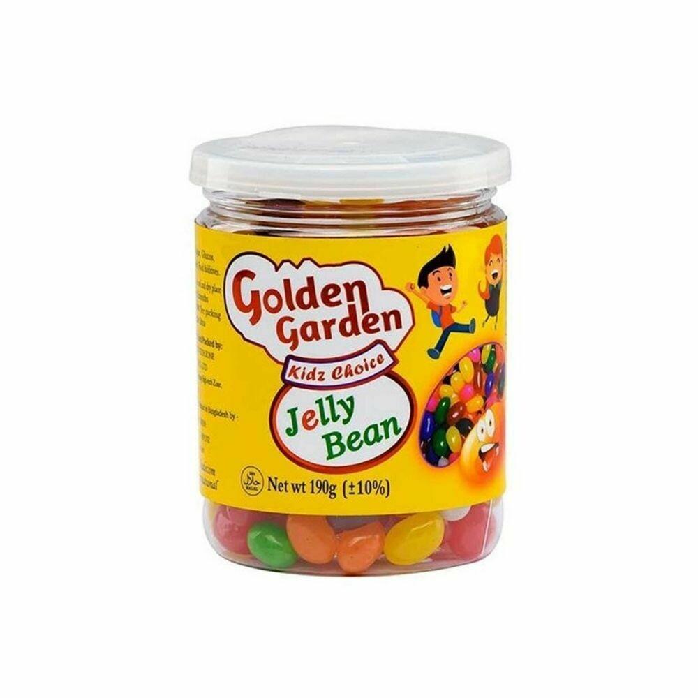 Golden Garden Jelly Bean - 190gm