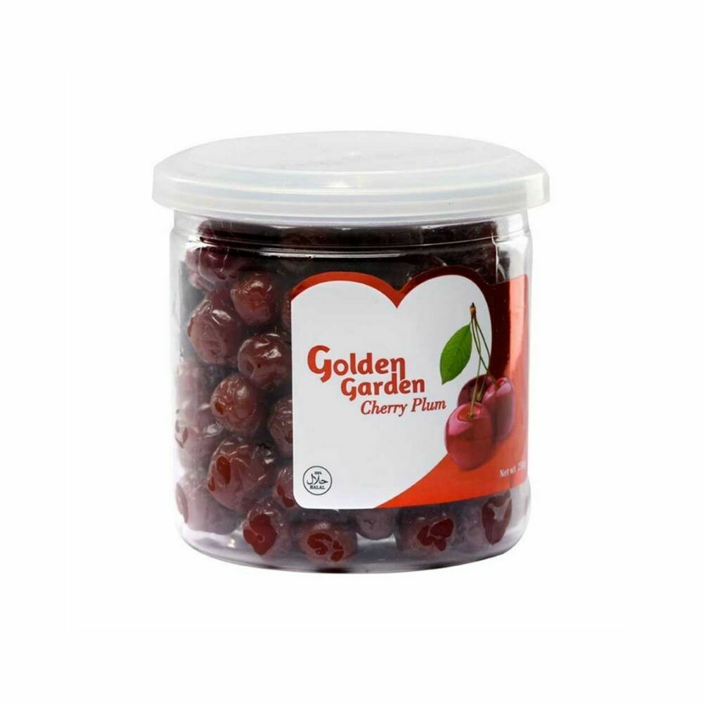 Golden Garden Cherry Plum 250gm