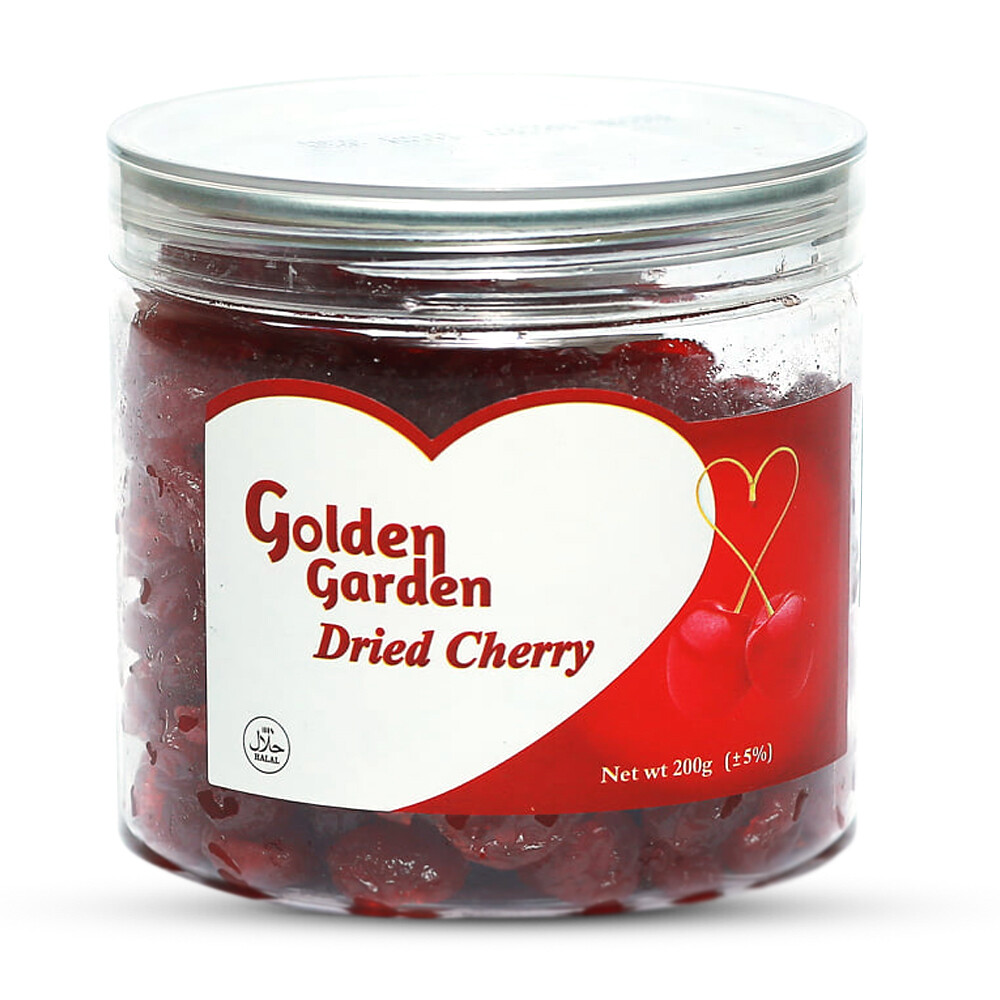 Golden Garden Dried Cherry 200gm