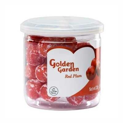 Golden Garden Red Plum 220gm