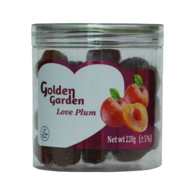 Golden Garden Love Plum 220gm