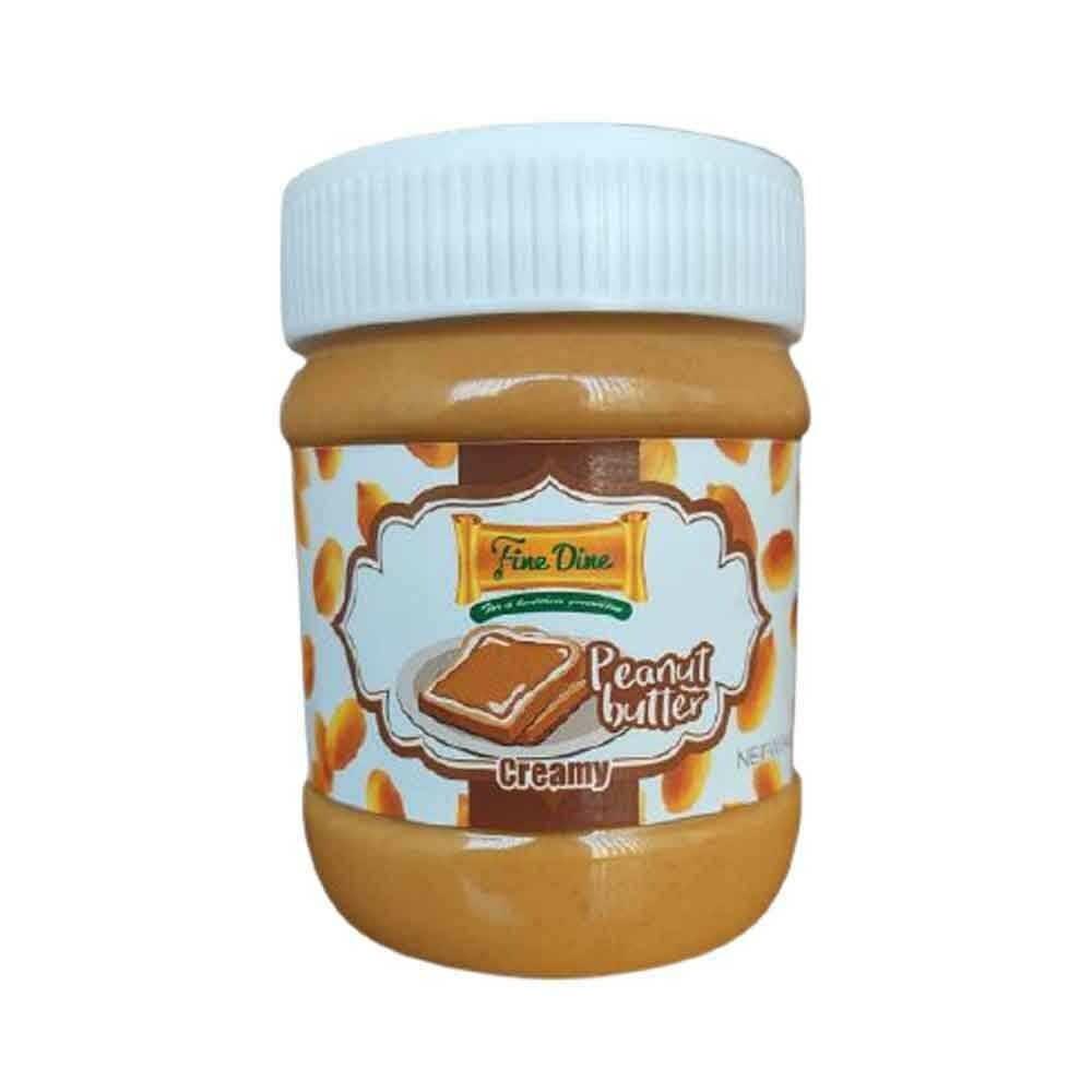 Fine Dine Peanut Butter 340gm