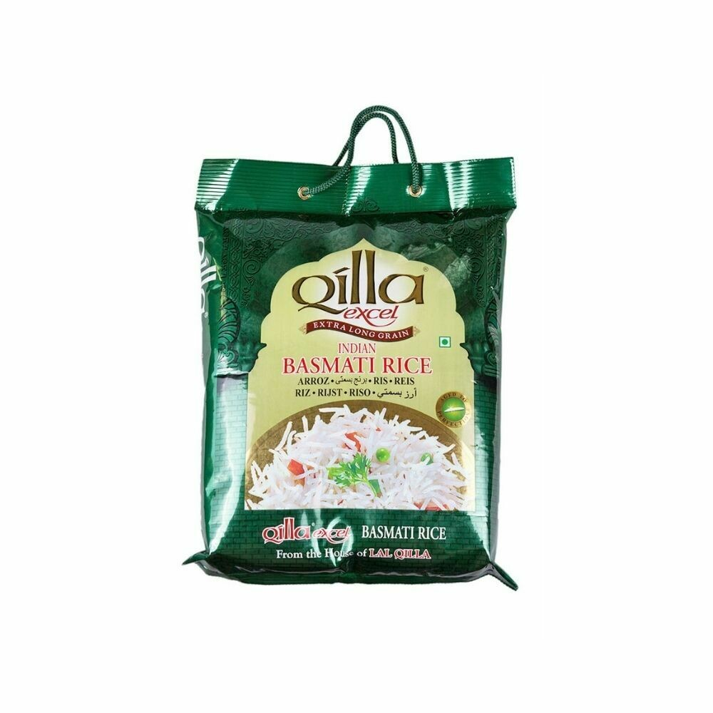 Qilla Excel Basmati Rice 20kg