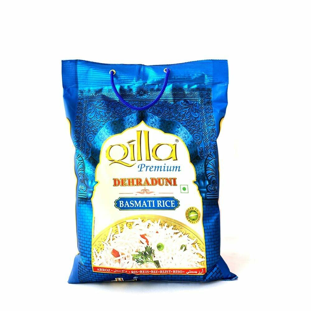 Qilla Premium Basmati Rice 20kg