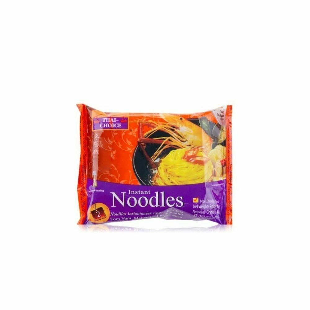 Thai choice instant noodles tom yum flavour