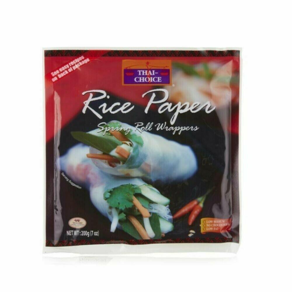 Rice Paper- Thai choice