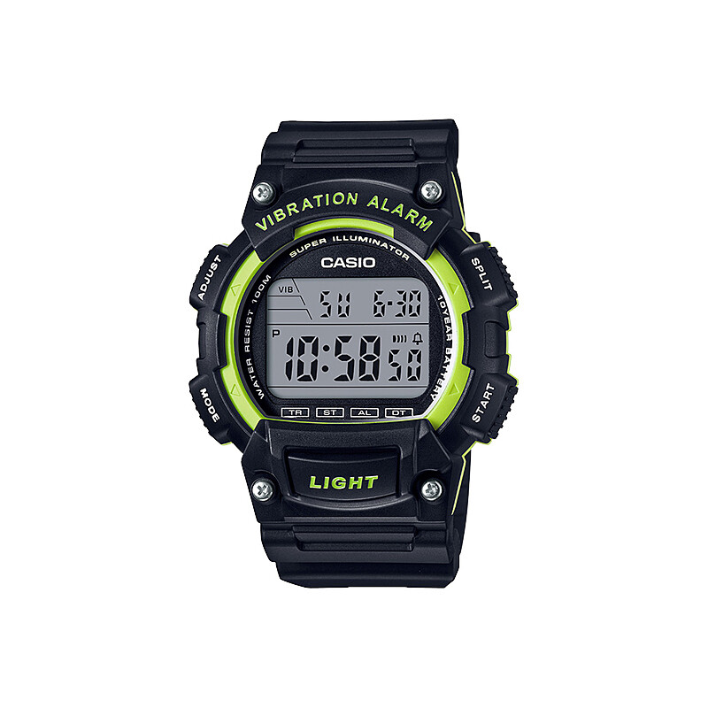 Casio Youth W-736H-3AVDF Digital Wrist Watch For Men - Black