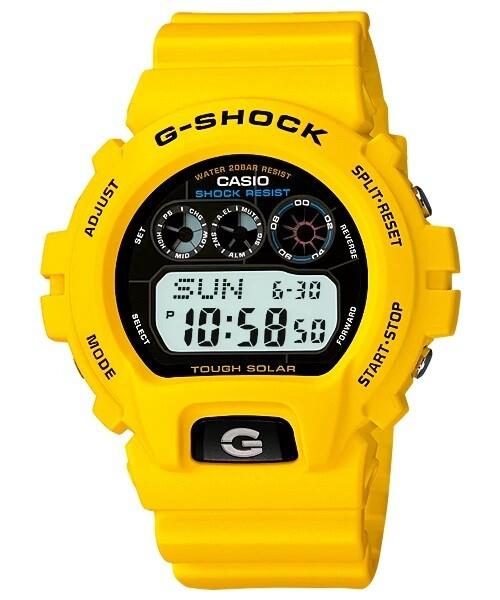Casio G-Shock G-6900A-9DR Digital Watch for Men