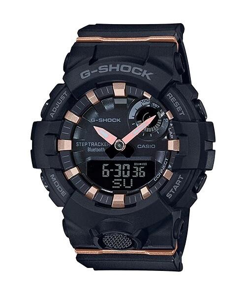 Casio G-Shock GMA-B800-1ADR Black Resin Watch For Men