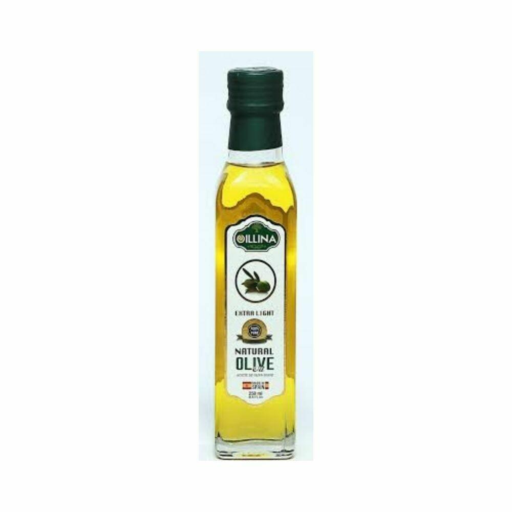 Oillina Extra light Natural Olive Oil - 100ml