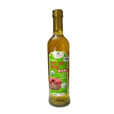 Borgo Bastia Organic Apple Cider Vinegar - 500ml