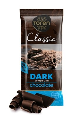Toren Dark Compound Chocolate