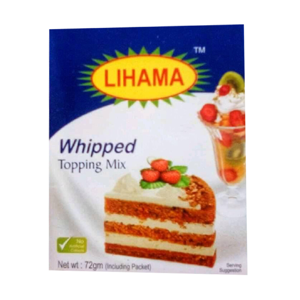 LIHAMA Whipped Topping Mix