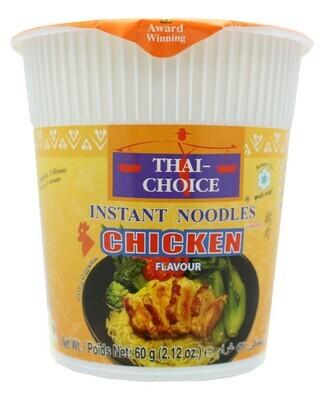 Instant Noodles Chicken Flavour - Thai Choice