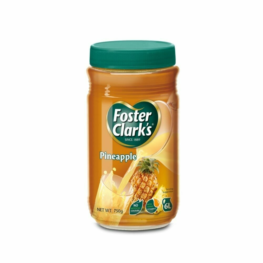 Foster Clark's Pineapple Flavoured Powder Drink