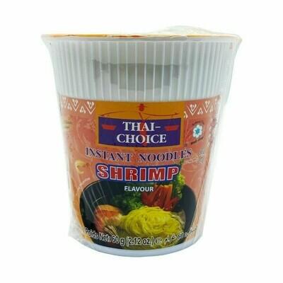 Instant Noodles Shrimp Flavour - Thai Choice