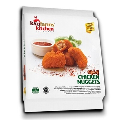 Kazi Farms Spicy Chicken Nuggets