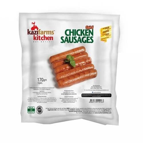 Kazi Farms Spicy Chicken Sausage