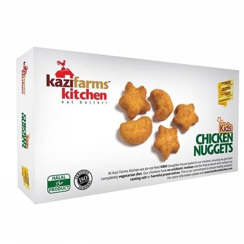 Kazi Farms Chicken Nuggets (Kids)