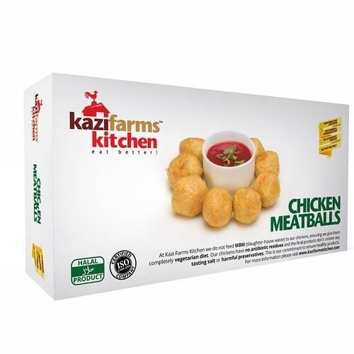 Kazi Farms Chicken Meatballs